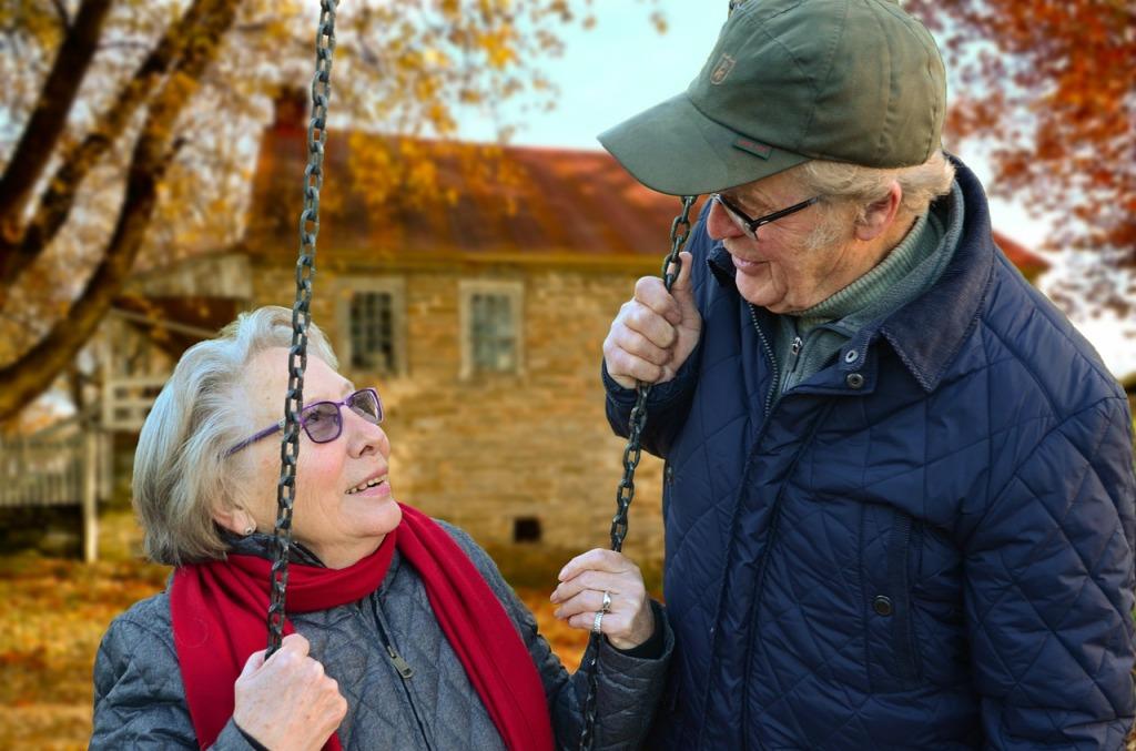 liebe im alter freizeitgestaltung senioren witwer rentner single